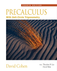 Precalculus: With Un…,9780534402303