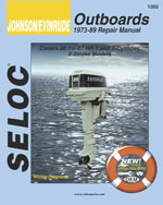 Johnson/Evinrude Out…,9780893300081