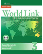 World Link 3 with St…,9781424068203