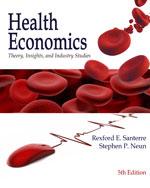 Health Economics (Bo…,9780324789089