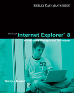 Windows Internet Exp…,9780324781670
