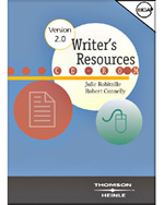 Writer's Resources C…