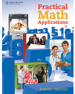 Practical Math Appli…,9780538731157