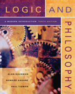 Logic and Philosophy…,9780495128441