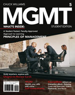 Print Option: MGMT5 …,9781133287544