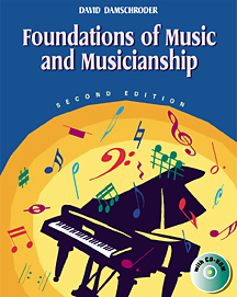 Foundations of Music…,9780534585631