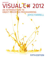 Microsoft® Visual C#…,9781285096339