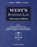 West's Business Law,…, 9780324364989