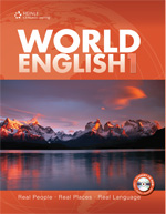 World English 1: Aud…,9781424063079