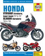 Honda VTR1000F (Fire…,9781844257713
