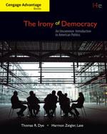 The Irony of Democra…,9780495501237