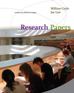 Research Papers, 15t…,9780547190815