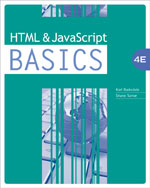 HTML and JavaScript …