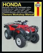 Honda Rancher, Recon…,9781563927782
