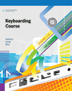 Keyboarding Course, …, 9780538495394