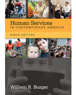 Human Services in Co…, 9781285083667