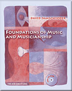 Foundations of Music…,9780534595524