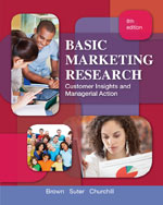 Basic Marketing Rese…,9781133188544