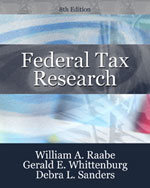 Federal Tax Research…,9780324659658