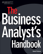 The Business Analyst…
