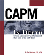CAPM In Depth: Certi…,9781435455344