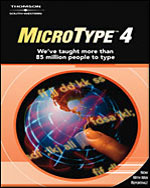 MicroType 4.3 & Chec…,9780538441957