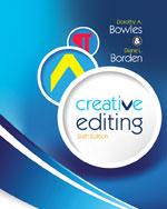 Creative Editing, 6t…,9781439082690