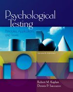 Psychological Testin…,9780495095552