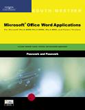 Microsoft Office Wor…,9780619055288