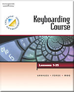 Keyboarding Course, …,9780538725538