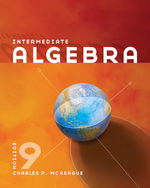 Intermediate Algebra…,9780840064202