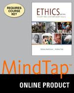 MindTap® Philosophy,…