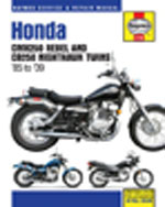 Honda CMX250 Rebel &…, 9781563927560