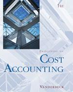 Principles of Cost A…,9780324374179