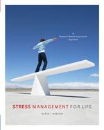 Bundle: Stress Manag…,9780495200796