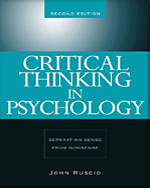 Critical Thinking in…,9780534634599