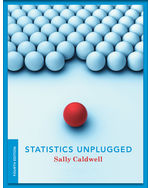 Statistics Unplugged…