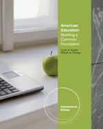 Bundle: American Edu…,9780538459907