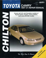 Toyota Camry 1997-01…, 9781563924675