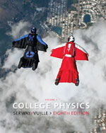 College Physics, Vol…,9780495554745