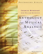 Anthology for Musica…,9780495189763