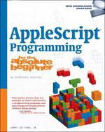 AppleScript Programm…, 9781598633849