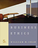 Business Ethics (wit…,9780534619725