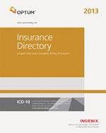 Insurance Directory …,9781601516411