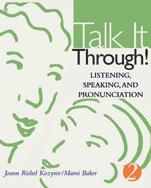 Talk It Through!: Au…,9780618219797
