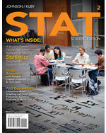 STAT 2 (with Review …,9780538738415
