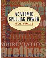 Academic Spelling Po…,9780618481217