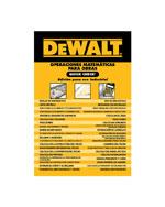 DEWALT® Operaciones …,9780840021939