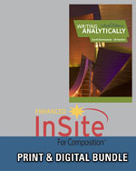 Bundle: Writing Anal…, 9781133024880
