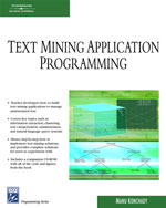 Text Mining Applicat…,9781584504603